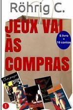 Jeux Vai às Compras by C. Röhrig (2014, Paperback)