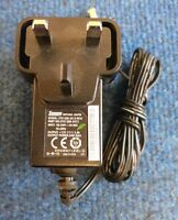 Sunny SYS130-2412 SYS130-2412-W3U UK Plug AC Power Adapter Charger 24W 12V 2A