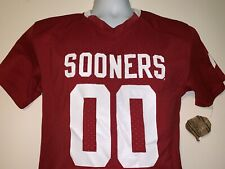 Oklahoma Sooners Jersey Boys 12/14 New With Tags