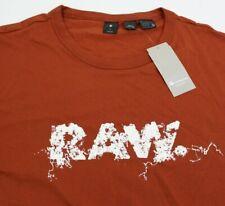 Men's G-STAR / G RAW Crew Neck T-Shirt Tee Shirt XL X-Large NWT NEW