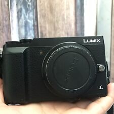 Panasonic Lumix DMC-GX85 Mirrorless Micro 4/3 Digital Camera Body-BUNDLE
