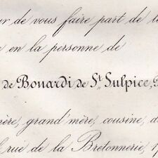 Camille De Bonardi De Saint-Sulpice Lambert De Cambray 1871