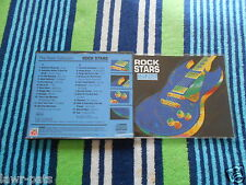 THE ROCK COLLECTION - ROCK STARS :Time Life  2CD - STATUS QUO,LOU REED  CHER