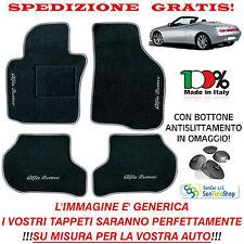ALFA ROMEO GTV SPIDER Tappeti su Misura Person. Tappetini Auto OFFERTA SPECIALE!