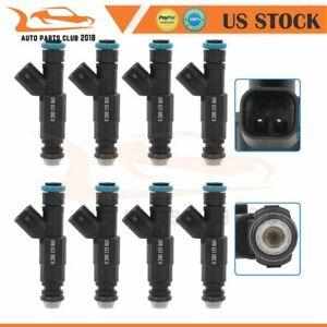 8Pcs Fuel Injectors For Lincoln Navigator 5.4L 1999 2000 2001 2002 2003 2004