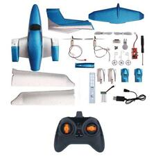 GD006 2.4G RC Plane DIY Assembled Fixed Wing EPP Foam Remote Control Aircraft
