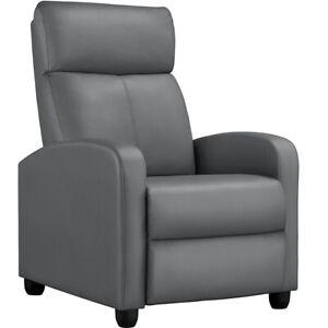 Fernsehsessel Relaxsessel Massagesessel Liegefunktion Polstersessel Kunstleder