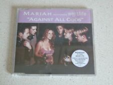 Mariah Featuring Westlife - Against All Odds - CD Single