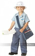 Mr. Postman Toddler Costume, Large, One Color