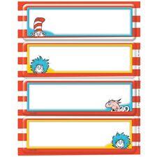Dr. Seuss Label Stickers Eureka Eu-656141
