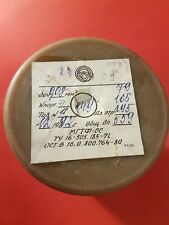 MGTF WIRE 0.07mm2 41AWG high purity OCC copper teflon PTFE USSR MIL 559m 1834ft