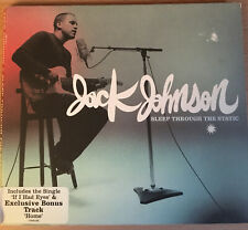 Jack Johnson : Sleep Through the Static CD (2008) DIGIPAK