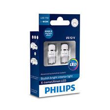 Philips X-treme Ultinon LED W5W 6000K (Twin)