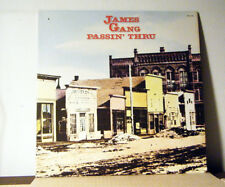 JAMES GANG  LP Passin Thru 1972   Abc