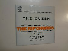 "RIP CHORDS: The Queen-409-Here I Stand +1- Portugal 7"" 63 CBS 5887 EP w/Title CV"