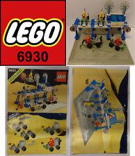 Game Gioco LEGO Space Classic Spazio 1983 Completo 6930-1 / Space Supply Station