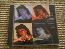 Brigitta Wollenweber Klavier Variationen / Variations - Piano - CD