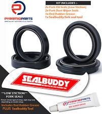 Pyramid Parts Fork Seals Dust Seals & Tool Honda CBR600 RR Hannspree 2008 (41mm)