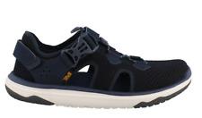 TEVA Terra Float Travel Knit Men's Navy Sandals 1091811 Hybrid Sandal Ultralight