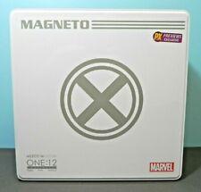 Mezco Toyz Previews Exclusive Marvel Magneto Action Figure One:12 In Tin X-Men
