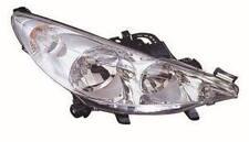 Peugeot 207 Headlight Unit Driver's Side Headlamp Unit 2006-2012