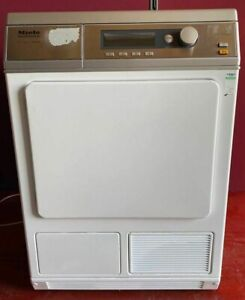 Miele Little Giant tumble dryer, 6.5kg capacity, used but in good condition