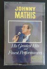 JOHNNY MATHIS Reader's Digest HIS GREATEST HITS PERFORMANCES Cassette NEW Tape 3