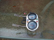 suzuki gsxr 750 /1100 speedo clocks speedometer console streetfighter cafe racer
