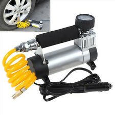 Car 12V Portable Electric Mini Air Compressor Inflatable Pump Tire Tyre Inflator