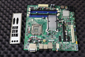 Intel Desktop Board DQ45CB LGA775 Motherboard DDR2 MICRO-ATX I/O SHIELD INCLUDED
