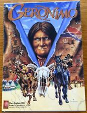 GERONIMO - Avalon Hill 1995 - Blisterato Sealed Shrinkwrapped