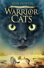 Der geteilte Wald / Warriors Cats - Der Ursprung des Clans Bd.5 von Erin Hunter (2016, Gebundene Ausgabe)