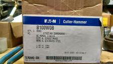 Eaton Manual Starter 1ph Size 0 Nema 4X SS #B100W0B