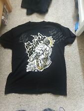 More details for wrestling the acclaimed signed shirt