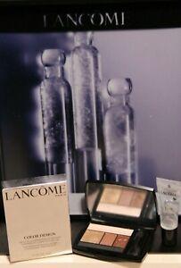 1 Lancome Color Design 5 Shadow & Liner Palette 103 GOLDEN FRENZY & LA BASE