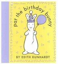Pat the Birthday Bunny by Edith Kunhardt in Gift Box New Children Easter Book