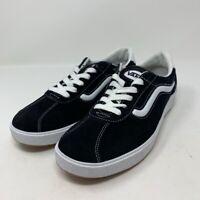 Vans Wally 3 Staple Black True White Men's Size 9.5 Skate Shoes Low Top New