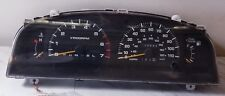 1998 Toyota 4Runner speedometer guage cluster 4cyl automatic transmission 205k