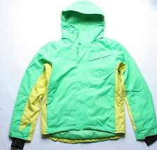 Quiksilver Mission Snowboard Jacket (S) Green Glq0