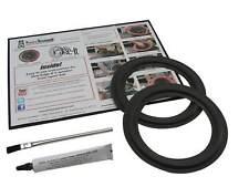 "Standard 6.5"" Foam Speaker Repair Kit FSK-6.5 (PAIR)"