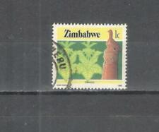 S9312 - ZIMBAWE 1985 - MAZZETTA DI 5 TABACCO - VEDI FOTO