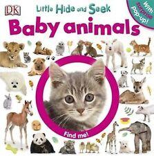 Board Children's Animals Picture Books