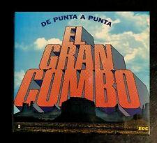 EL GRAN COMBO - DE PUNTA A PUNTA - CD NEW DIGIPACK REMASTERIZADO