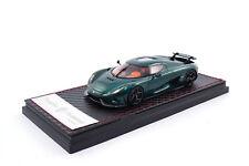 #SA001-109 - FrontiArt Koenigsegg Regera - Green Tint (SophiArt) - 1:43