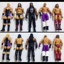5x WWE Jack Swagger CM Punk Roman Reigns Daniel Bryan Action Figure Kid Toys