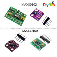 Heart Rate MAX30102/MAX30100 Breakout Sensor Blood Oxygen Transducer for Arduino