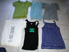 LOT 6 T SHIRT ETE VARIES TAILLE 38