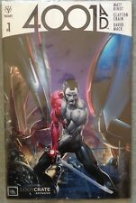 Comics US - 4001 A.D. #1 - Neuf sous blister (Edition Valiant)