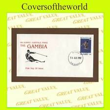 Gambian First Day Cover African Stamps