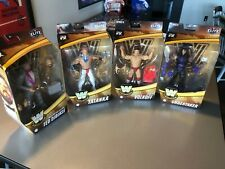 WWE Legends Series 9 Elite Collection Set Of All 4 Full Wave TARGET EXCLUSIVE